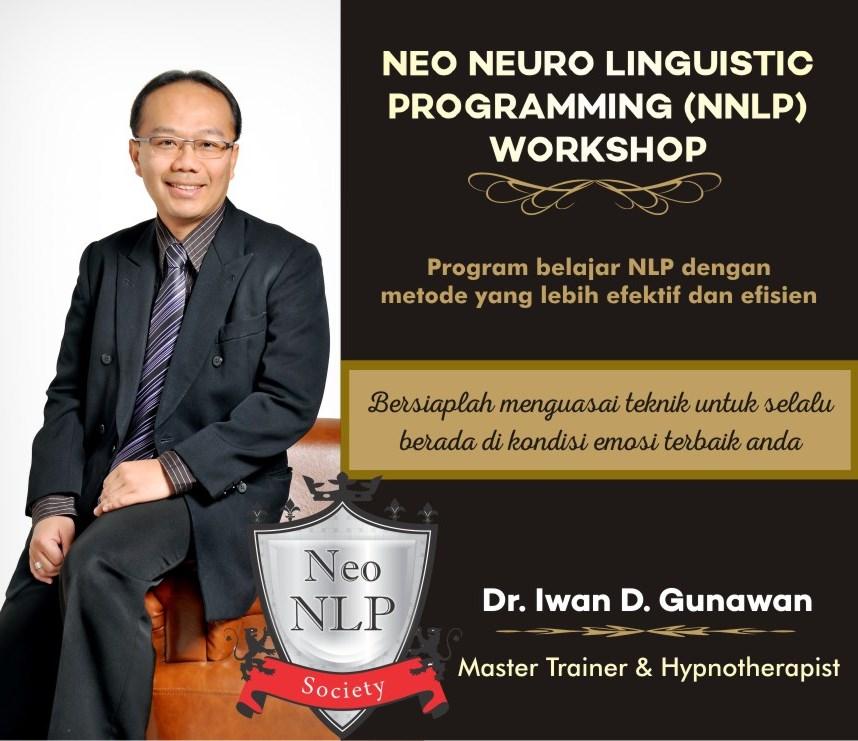 Neo Nlp: Pelatihan NLP Practitioner Jakarta